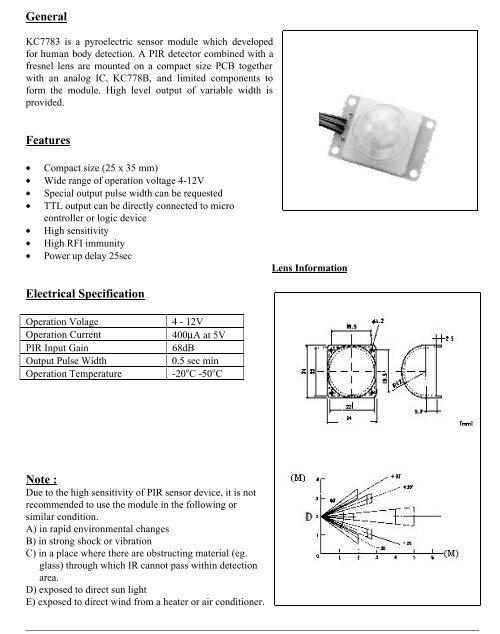 Kc778b Datasheet Pdf