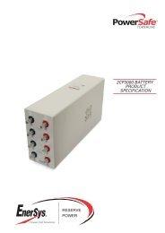 EN-PS-TL-2CP3000-BPS-001 - Enersys - EMEA