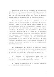 RESOLUCIÓN /2012, de de noviembre, de la Directora ... - Stee-Eilas