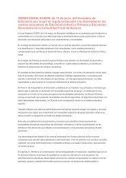 Orden Foral que regula la Atención a la Diversidad - Stee-Eilas