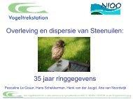 Overleving - STeenuil Overleg NEderland
