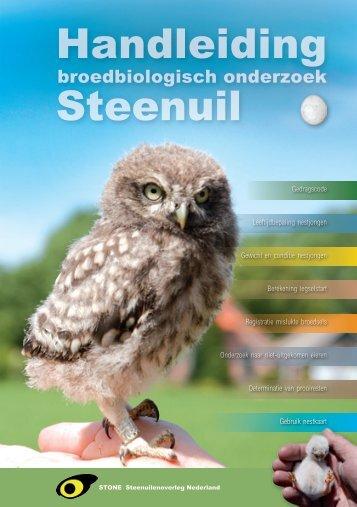 Broedbiologisch onderzoek - STeenuil Overleg NEderland