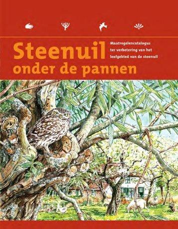 Maatregelencatalogus - STeenuil Overleg NEderland