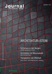Journal - Stefan Forster Architekten