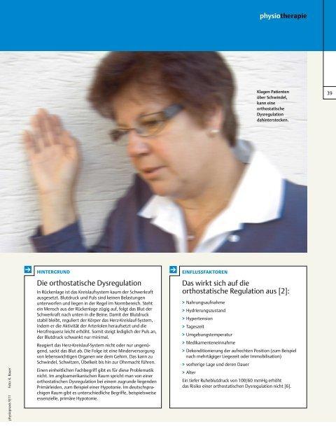 Die Fachzeitschrift für Physiotherapie - Stefan Schädler