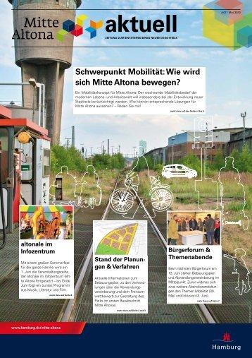 Wie wird sich Mitte Altona bewegen? - Hamburg