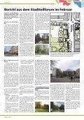 Stadtteilzeitung Ausgabe 28, März 2013 - Entwicklungsquartier ... - Page 2