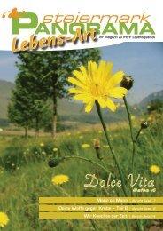 Lebensart 05/10 - Steiermark Panorama
