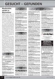 Ausgabe 1039 - Steigerwald-Kurier