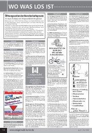 Ausgabe 1049 - Steigerwald-Kurier