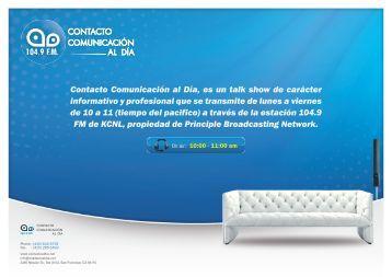 MediaKit - Contacto Comunicación al Día