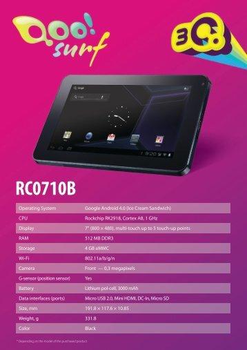 RC0710B - Omega