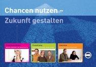 Chancen nutzen-Zukunft gestalten - Steinbach PR
