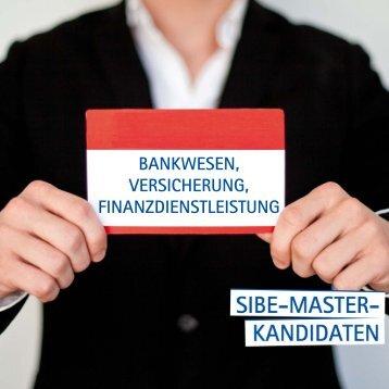 SIBE-Kandidaten - School of International Business and ...