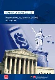 SIBE-LL.M.-Broschüre - School of International Business and ...