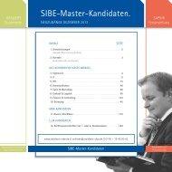 SIBE-Talentkatalog - Monat Dez. - School of International Business ...