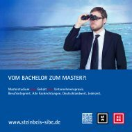 Campus-Flyer - School of International Business and ...