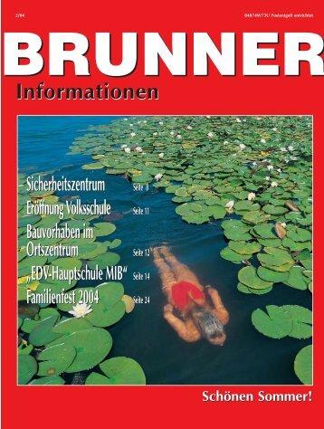 Werbung - Franz Steindler