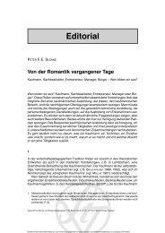 Editorial - Franz Steiner Verlag