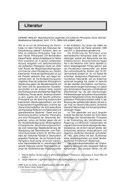 Literatur - Franz Steiner Verlag