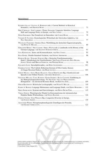 Rezensionen KATHRYN ALLAN / JUSTYNA A. ROBINSON (eds ...