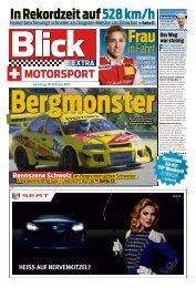 In Rekordzeit auf 528 km/h - Steiner Motorsport