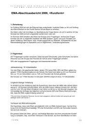 Kurzfassung - Rudolf Steiner Schule Basel