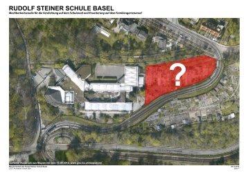 Machbarkeitsstudie - Rudolf Steiner Schule Basel