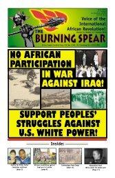 PDF of whole issue - Uhuru News