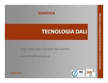 TECNOLOGIA DALI