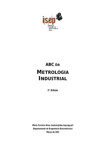 ABC da Metrologia Industrial - DEE-Logo