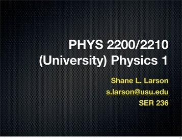 Lecture 6 (PDF)