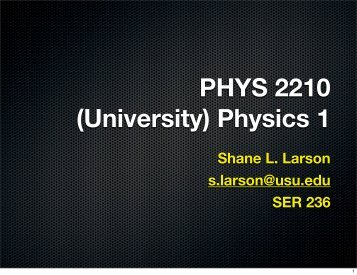 Lecture 27 (PDF)