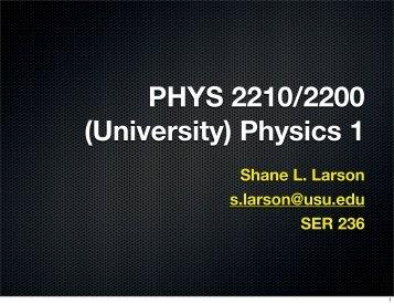 Lecture 16 (PDF)