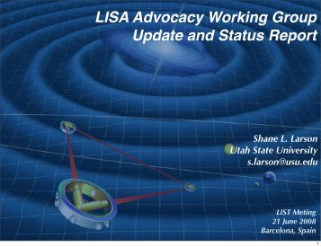 Talk (PDF) - Utah State University