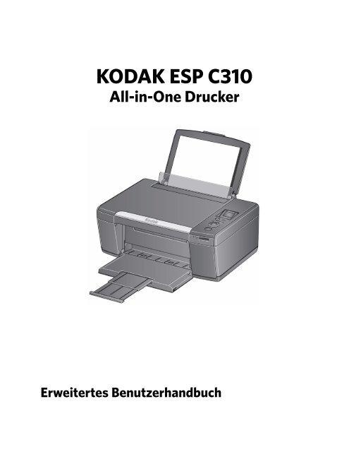 zertifizierter All-in-One Drucker - Kodak