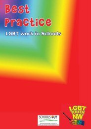 Best Practice Guide - Schools Out