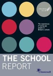 School Report - Stonewall
