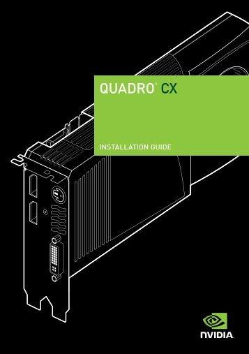 Quadro® CX - Servodata