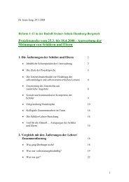 download Schüler und Eltern Auswertung - Rudolf Steiner Schule in ...