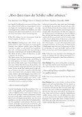 Die Projektzeitung 4.2008 - Rudolf Steiner Schule in den Walddörfern - Page 3