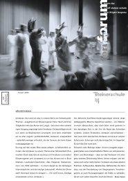Verdauen - Rudolf Steiner Schule Bern und Ittigen