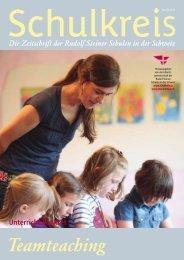 Schulkreis Herbst 2013 - Rudolf Steiner Schulen der Schweiz