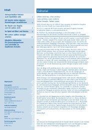 Forum 2013 lesen - Rudolf Steiner Schulen der Schweiz