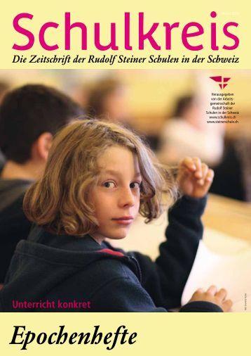 Leser - Rudolf Steiner Schulen der Schweiz