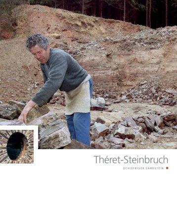 Théret-Steinbruch - Pierres & Marbres de Wallonie