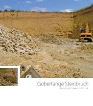 Gobertange Steinbruch - Pierres & Marbres de Wallonie