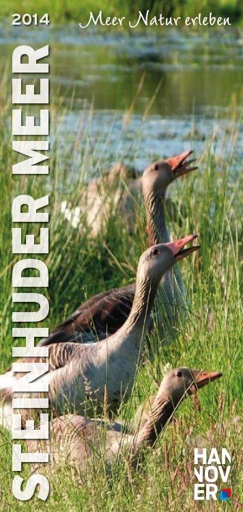 Meer Natur erleben - Steinhuder-Meer.de