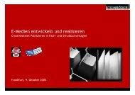 E-Medien entwickeln und realisieren - steinroeder publishing ...
