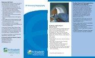 CT Coronary Angiography - St. Elizabeth Medical Center